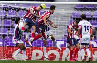 أتليتكو مدريد يُتوج بالدورى الإسبانى للمرة 11 فى تاريخه بعد الفوز على بلد الوليد