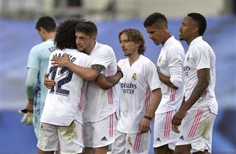 ريال مدريد يخسر لقب الليجا رغم فوزه على فياريال في الوقت الضائع