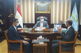 نائب محافظ كفر الشيخ يستقبل متدربي البرنامج الرئاسي لتأهيل التنفيذيين للقيادة EPLP   صور