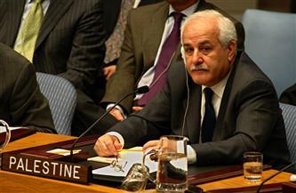 مندوب فلسطين بمجلس الأمن يوجه الشكر للرئيس السيسي على جهوده في وقف إطلاق النار بغزة