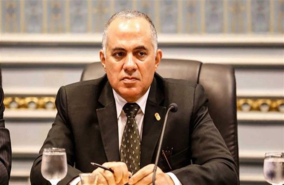 وزير الري أقمنا أكثر من ١٥٠٠ منشأ للحماية من أخطار السيول