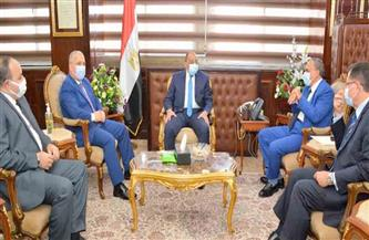 وزير التنمية المحلية يلتقي رئيس الوطنية للصحافة ورؤساء مجالس إدارات الأهرام وأخبار اليوم والجمهورية