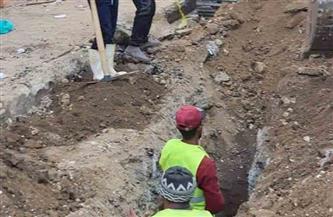 الانتهاء من 1600 وصلة مياه شرب وصرف صحي للأسر الأولى بالرعاية بسوهاج | صور