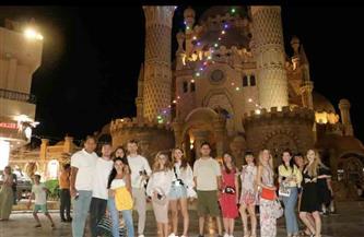 شرم الشيخ تستضيف 45 من المدونين السياحيين |صور