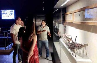 تعرف على سيناريو العرض المتحفي لمتحف شرم الشيخ| صور