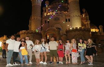 متحف شرم الشيخ يستقبل وفدًا من المدونين السياحيين لتنشيط الحركة السياحية|صور