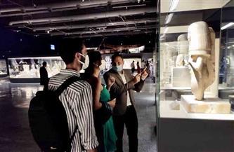 المشرف العام على متحف شرم الشيخ: الوزارة تعمل على قدم وساق من أجل الترويج السياحي للمتحف|صور