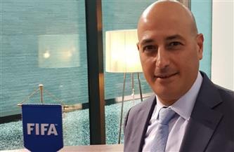 الفيفا يجدد الثقة بالبحريني مهند حمد عضوًا في لجنة الحوكمة والتدقيق والالتزام