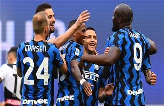 إنتر يختتم الدوري الإيطالي باكتساح أودينيزي بخماسية