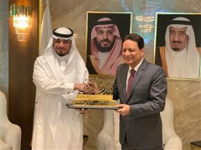 كرم جبر فى زيارة رسمية للسعودية لبحث تطوير التعاون الإعلامى المشترك  صور