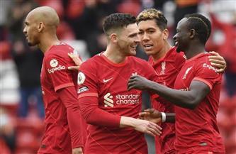 ليفربول وتشيلسي ينهيان الدوري الإنجليزي في المربع الذهبي ويحجزان بطاقتيهما إلى دوري الأبطال
