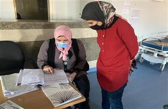 «صحة كفرالشيخ»: تنفيذ مرور مفاجئ على مستشفى سيدي غازي المركزي المخصص لعزل مصابي «كورونا»  صور