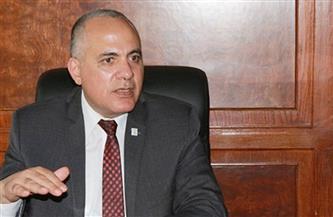 وزير الري يوضح الاستفادة من مخرجات الدراسة الممولة من الصندوق الكويتي للتنمية حول تأهيل الترع
