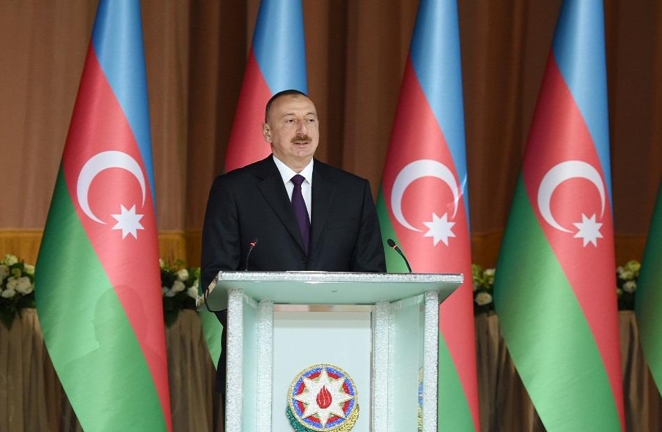 أذربيجان تحتفل بمرور  أعوام على تأسيسها أول جمهورية برلمانية وديمقراطية عرفها الشرق المسلم