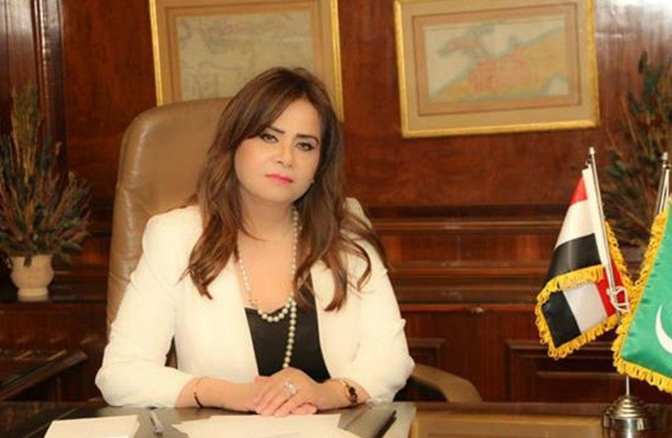 نائبة الوفد مشهد عودة المصريين من أفغانستان يدعو للفخر