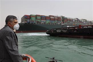«عايزين حق البلد».. أسامة ربيع يكشف تفاصيل بقاء كابتن سفينة إيفرجيفن في مصر | فيديو