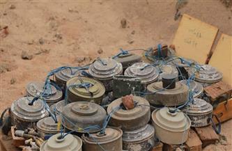 مركز-الملك-سلمان-للإغاثة-ينتزع--لغمًا-في-اليمن-خلال-الأسبوع-الماضي