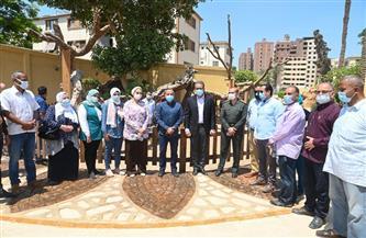 وزير السياحة والآثار يتفقد مستجدات أعمال مشروع تطوير شجرة مريم والمنطقة المحيطة بها بحي المطرية | صوروفيديو