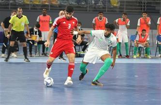 الإمارات تفوز على السعودية في بطولة كأس العرب للصالات