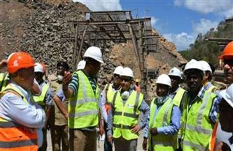 وزير الإسكان: 7 آلاف عامل مشاركين في إنشاء سد يوليوس نيريري   فيديو
