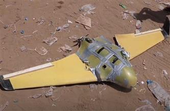 إصابة ثلاثة مدنيين يمنيين بشظايا طائرة حوثية مفخخة استهدفت سوقا شعبيا بمأرب