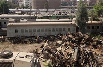 الحكومة تكشف حقيقة إهدار مبالغ طائلة على تطوير شبكة القطارات المتهالكة