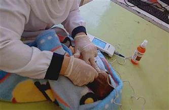 صحة كفرالشيخ: فحص 104626 حالة ضمن مبادرة السمعيات للأطفال حديثي الولادة