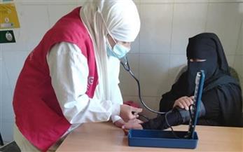 فحص 754 ألف سيدة بكفر الشيخ ضمن مبادرة 100 مليون صحة | صور