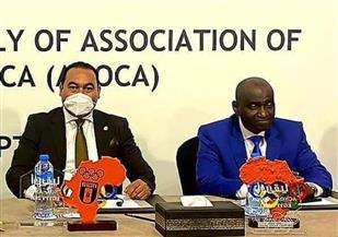 """الليبي الزنكولي يفوز برئاسة المنطقة الإفريقية الأولى لـ""""أنوكا"""""""