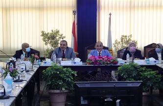وزير القوى العاملة: مصر هي المدافع عن القضية الفلسطينية على مر التاريخ | صور