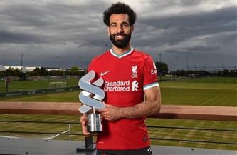 محمد صلاح أفضل لاعب في ليفربول للموسم الحالى