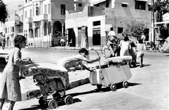 غزة بعد النكبة.. إسرائيل تسرق الأغنام وفتيات يغزلن ثوب الفرح