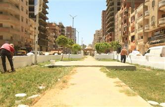 محافظ كفر الشيخ يعلن بدء إنشاء حديقة عامة مجانية.. وهذا موقعها| صور