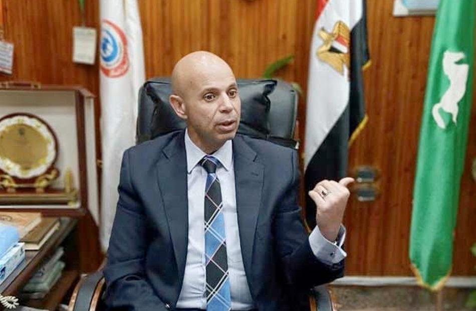 وكيل وزارة الصحة بالشرقية يفتتح قاعة التدريب بالصالحية