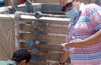 مياه أسيوط تناشد أصحاب الوحدات السكنية المخالفة لطبيعة النشاط بتقنين أوضاعهم| صور