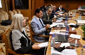 أشرف صبحي يترأس اجتماع المكتب التنفيذي لمجلس وزراء الشباب والرياضة العرب  صور