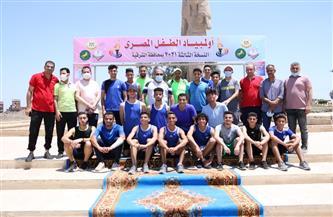 انطلاق شعلة أوليمبياد الطفل المصري بمحافظات الجمهورية