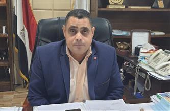 """رئيس حي المطرية يتابع إزالة التعارضات في تنفيذ محور """"مسطرد - عدلي منصور"""""""