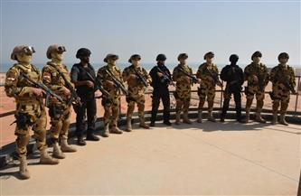 استمرار فعاليات التدريب المصرى الإماراتى المشترك «زايد 3» بالإمارات | صور وفيديو