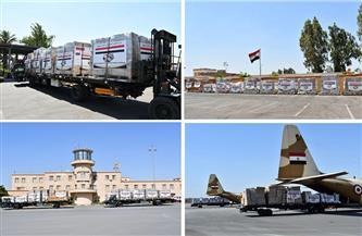 مصر ترسل مساعدات طبية ومواد غذائية لجيبوتي  صور