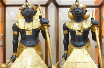 أحد كنوز الملك «توت عنخ آمون».. تعرف على تماثيل «كا» المكتشفة بمقبرة الملك الذهبي