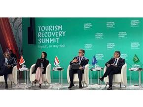 مصر تتقدم بمقترح يساهم في مواجهة كورونا خلال مشاركتها بقمة «إنعاش السياحة»