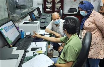 محافظ بورسعيد: تفعيل خدمة الرسائل النصية للمتعاملين مع المركز التكنولوجي بالمناخ |صور