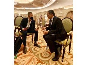 وزير السياحة والآثار يدعو العالم لزيارة مصر للاستماع بمقاصدها
