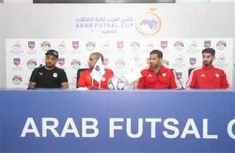 مدرب منتخب الصالات: صدارة المجموعة أولى خطوات «الفراعنة» في كأس العرب