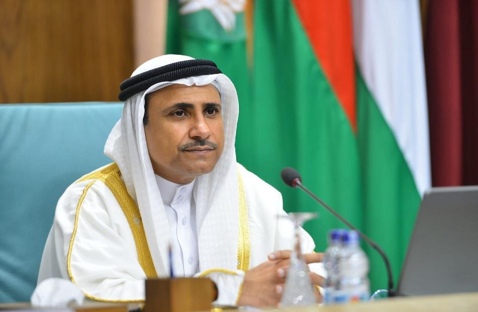 تحويل البرلمان العربي إلى  برلمان إلكتروني بالكامل  بحلول