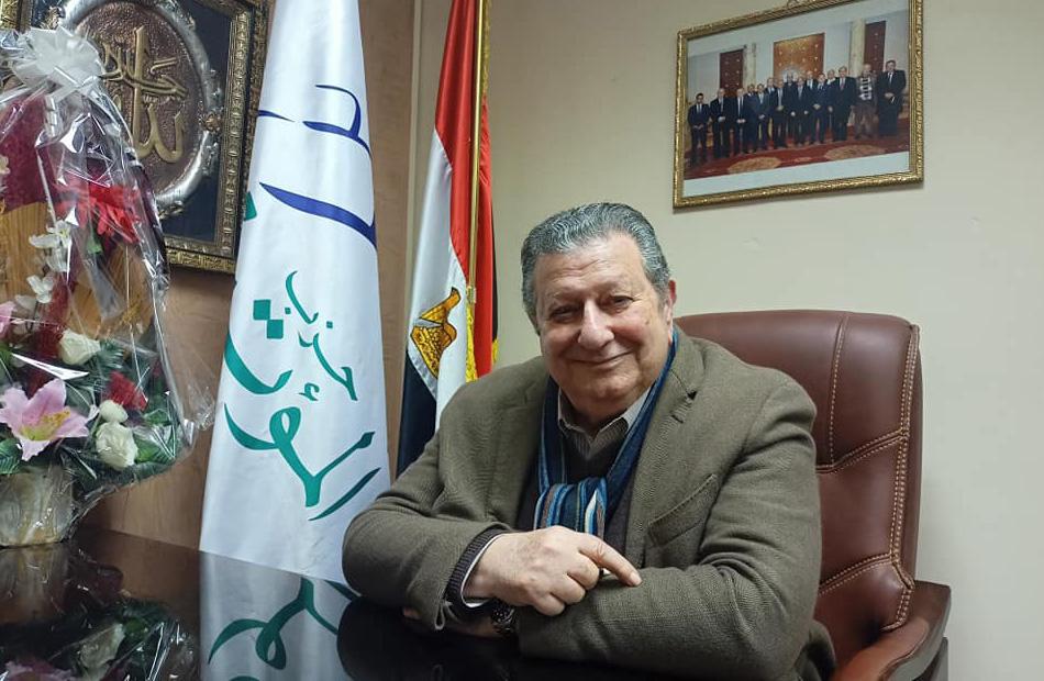 حزب المؤتمر الدولة تقوم بتنمية غير مسبوقة في سيناء