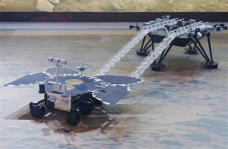 أول مركبة تجوال صينية للمريخ تشرع في استكشاف الكوكب الأحمر