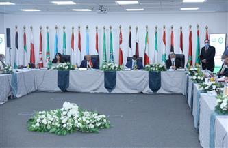 كامل الوزير يترأس اجتماع الدورة 66 للمكتب التنفيذي لمجلس وزراء النقل العرب| صور