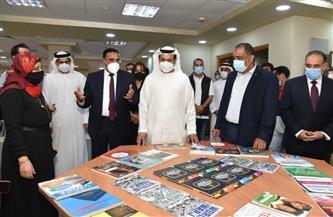 محافظ مطروح يصطحب سفير الإمارات في جولة لتفقد المعالم السياحية والأثرية | صور